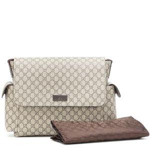 Gucci Diaper Bag w/ Changing Pad
